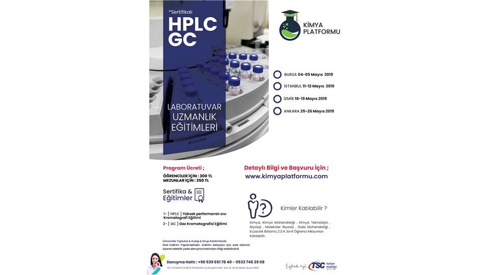 HPLC & GC EĞİTİMİ (ANKARA )