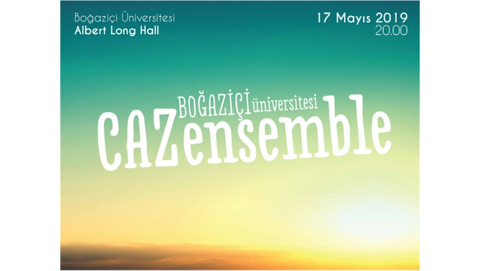 Boğaziçi Caz Ensemble