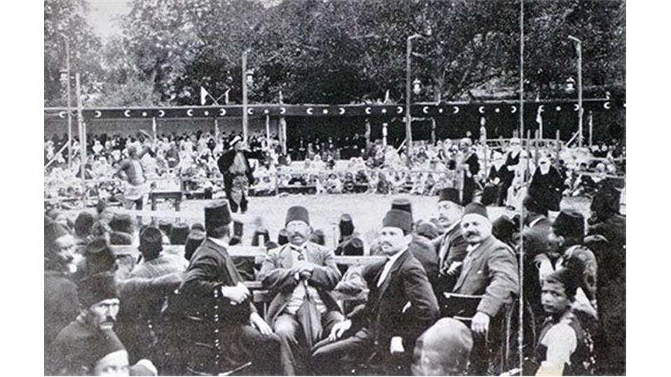 1960'LAR TEMALI İFTAR ORGANİZASYONU