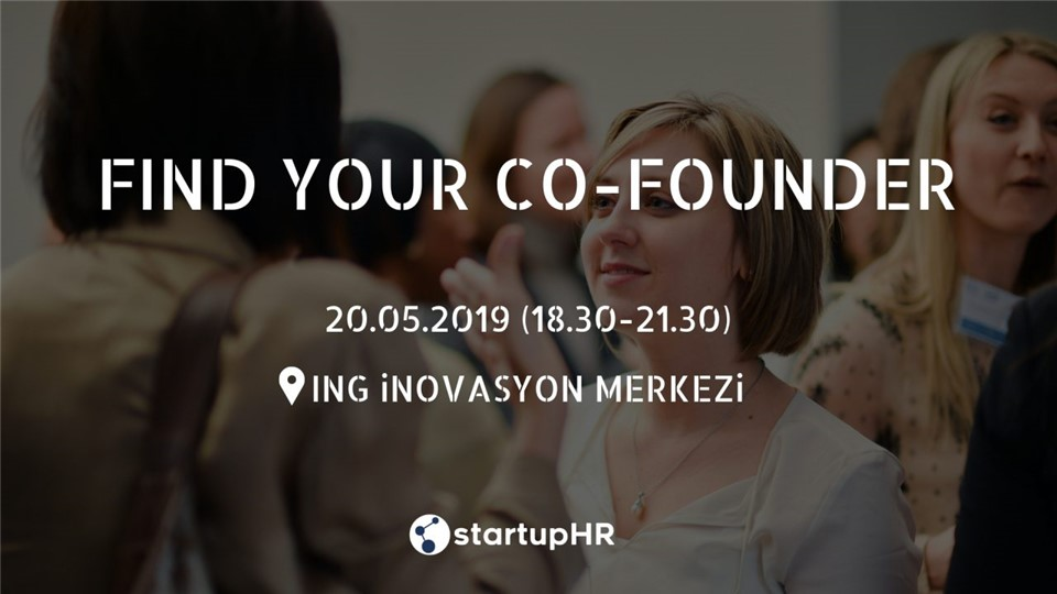 Find Your Co-Founder #3 – StartupHR