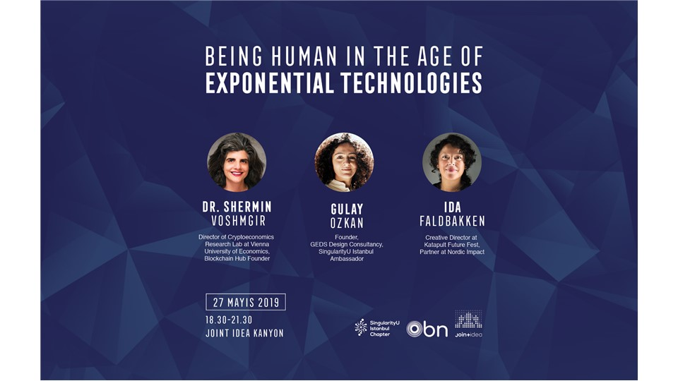 Being Human in the Age of Exponential Technologies