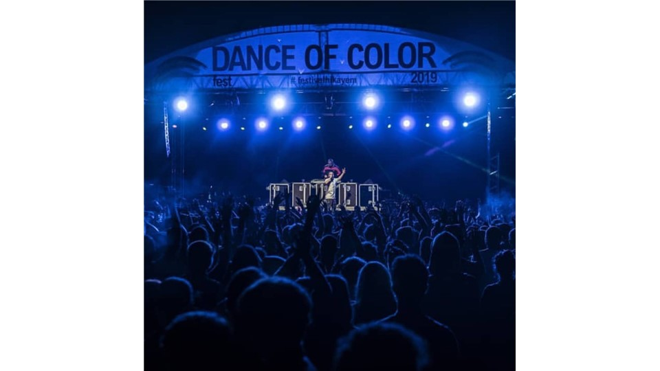 DANCE OF COLOR FEST ANKARA