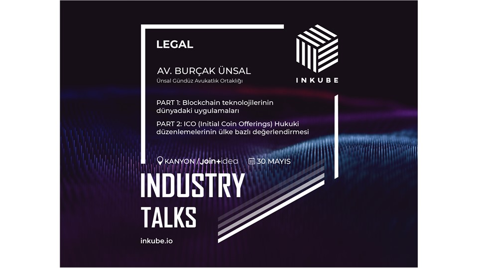 Blockchain & ICO Regulations w/ Burçak Ünsal