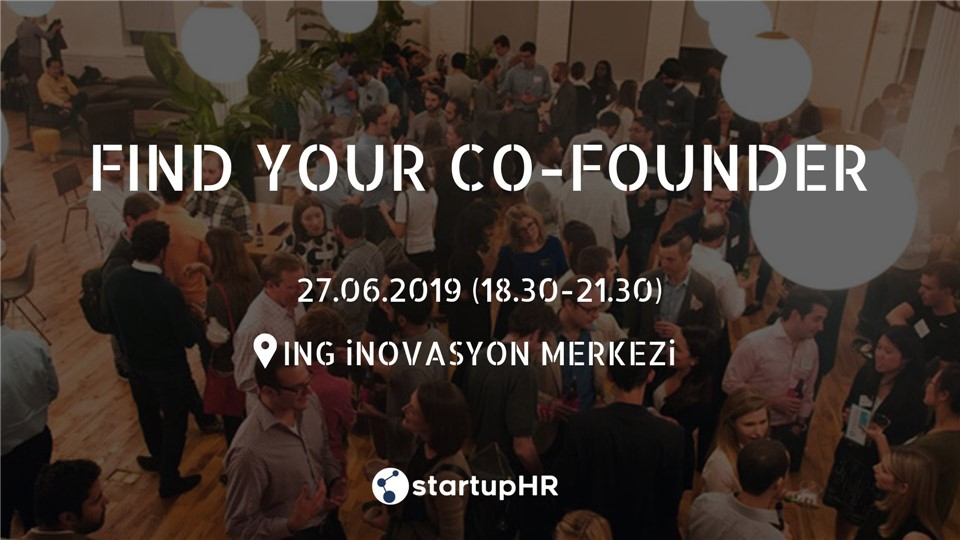 Find Your Co-Founder #4 – StartupHR