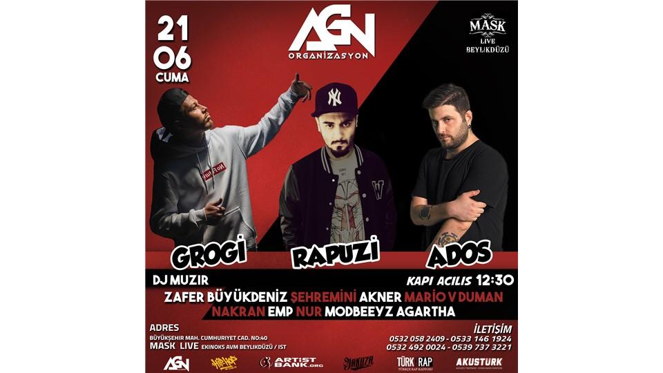 AGN Organizasyon Beylikdüzü Hip-Hop Fest