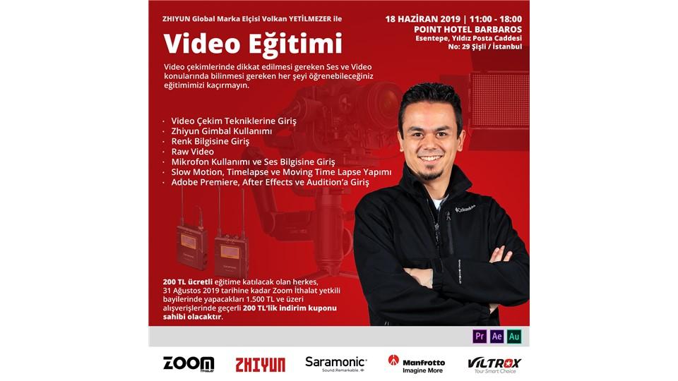 Video Eğitimi