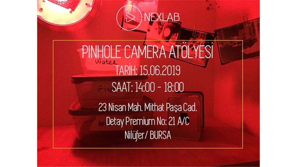 Pinhole Kamera Atölyesi