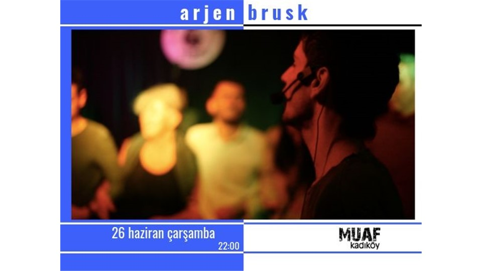 Arjen Brûsk