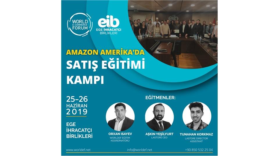 Amazon'da Satış Yapma Teknikleri Eğitim Kampı