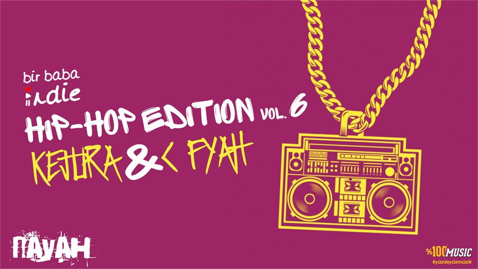 Bir Baba Indie Hip-Hop Edition Vol.6