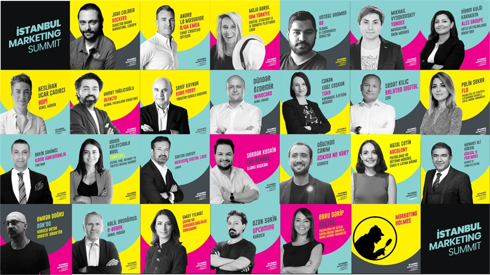 İstanbul Marketing Summit 2019 : Yeni Nesil Sürdürülebilir Markalar