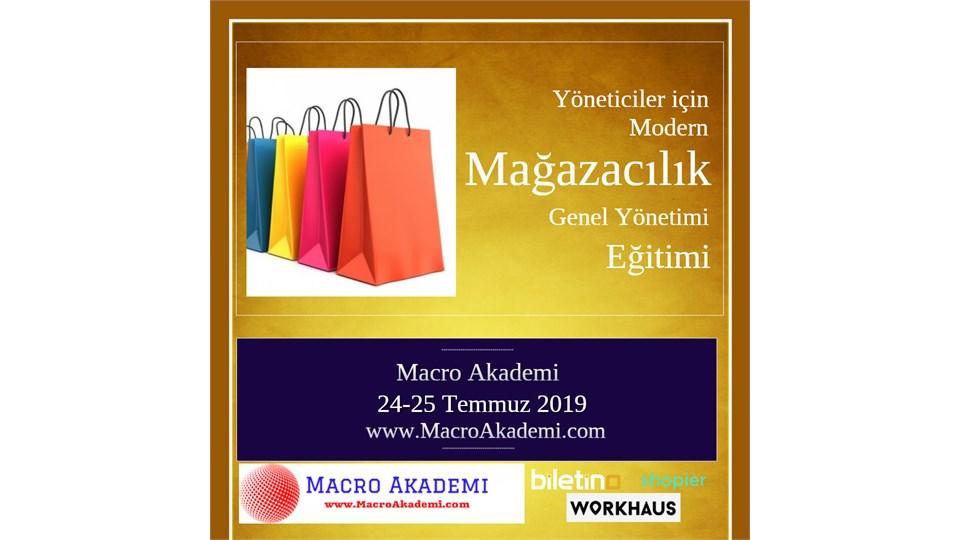 Yöneticiler için Modern Mağazacılık Yönetimi (2 Gün)
