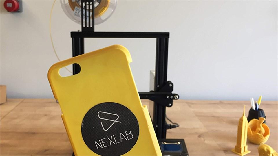 3D Printer Atölyesi - Kendi Telefon Kılıfını Tasarla