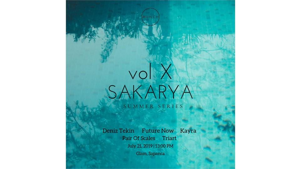 Vol X - Sakarya