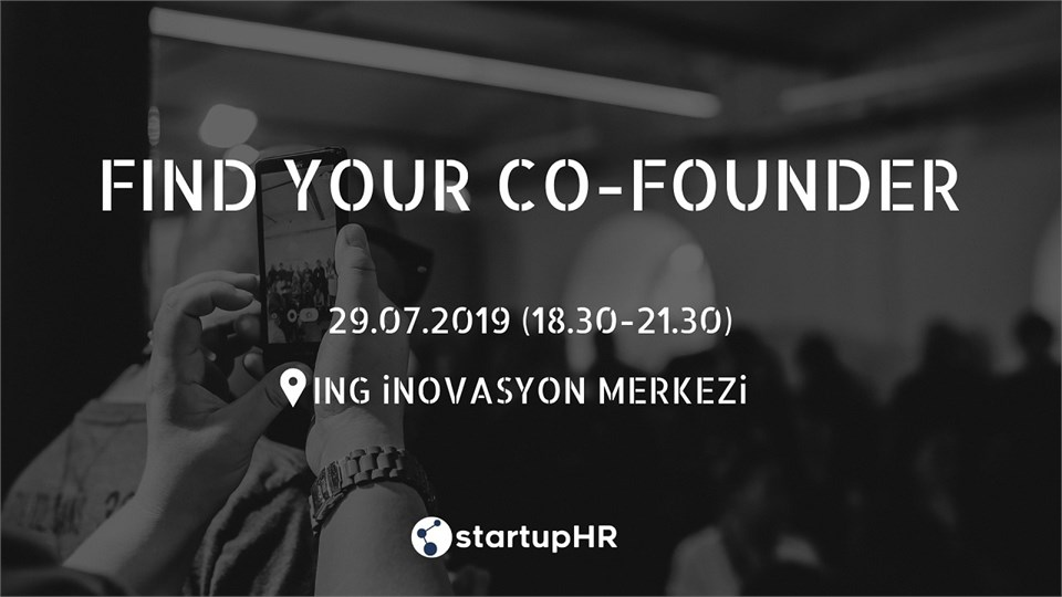 Find Your Co-Founder #5 – StartupHR