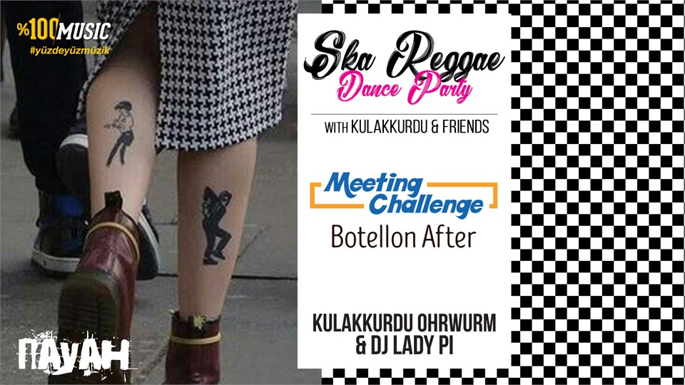 Meeting Challenge - Ska Reggae Dance Party