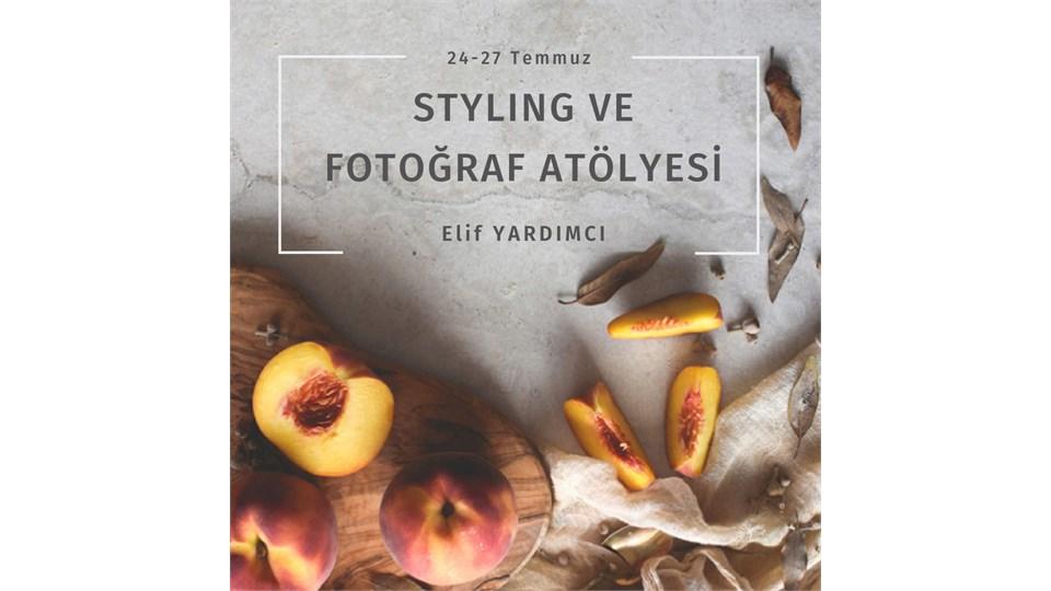 Styling ve Fotoğraf Atölyesi