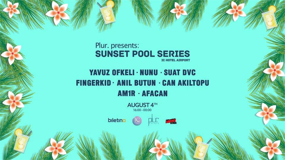 Plur. Presents: Sunset Pool Series @IC Airport Hotel