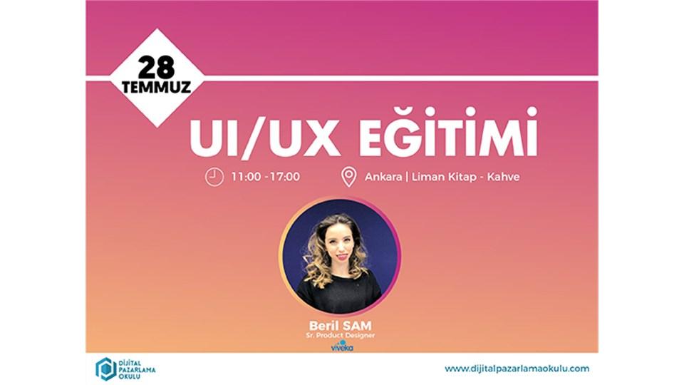 UI/UX Eğitimi [Ankara]