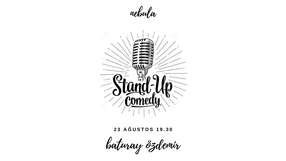 Baturay Özdemir ile Yekpare Stand Up Show