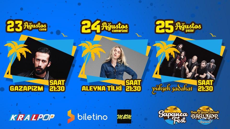 Sapanca Fest 2019