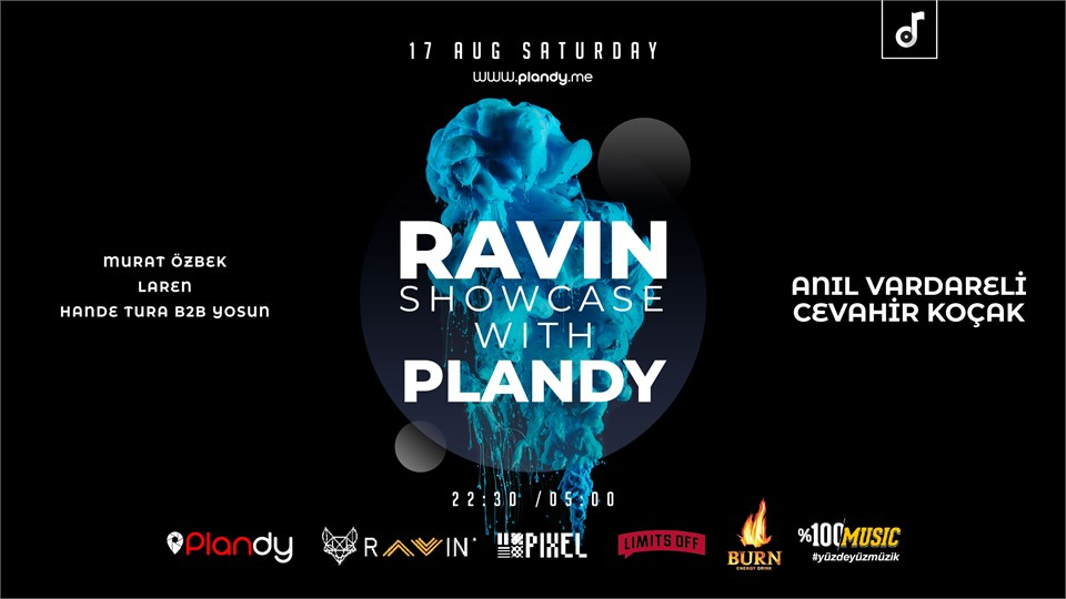 Ravin Showcase with Plandy