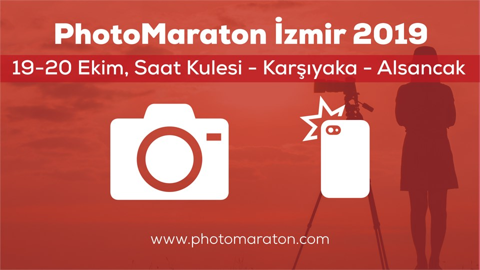 PhotoMaraton İzmir 2019