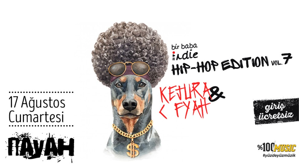 Bir Baba Indie Hip-Hop Edition Vol.7