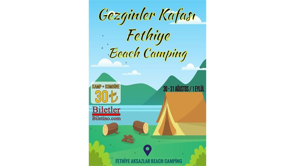 Gezginler Kafası Beach Camping