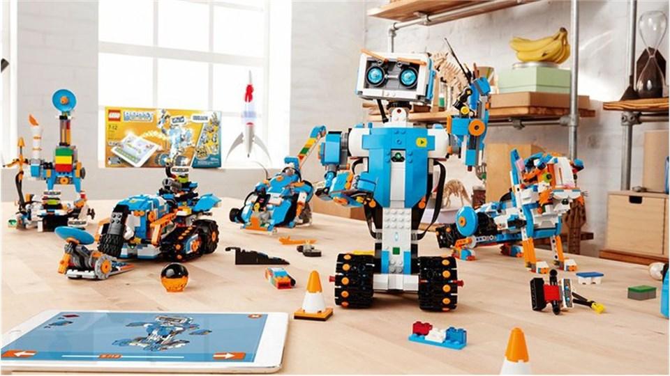 Robotik Kodlama Eğitimi Bostanlı