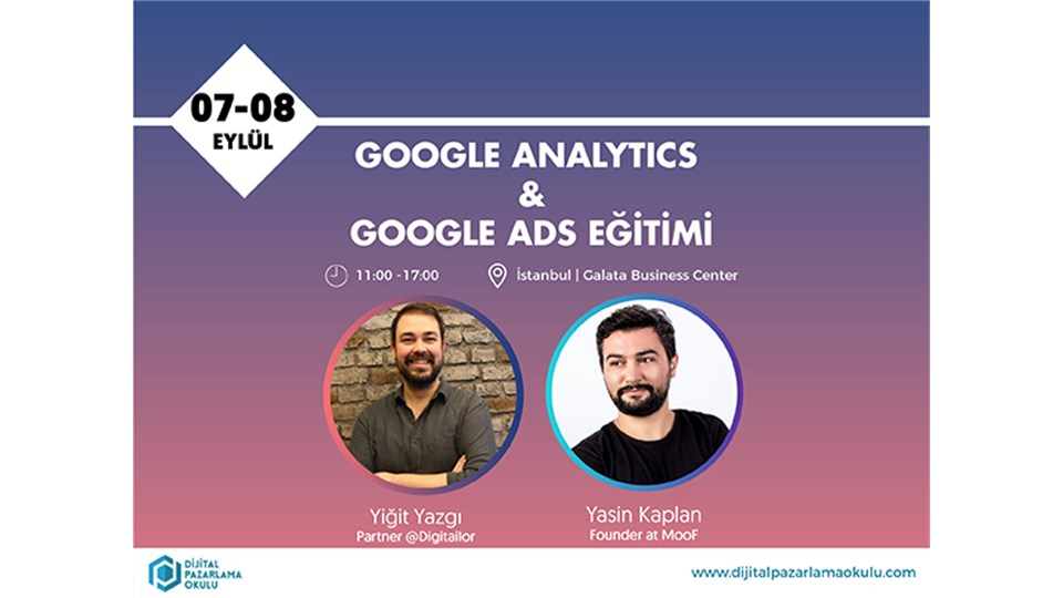 Google AdWords ve Analytics Eğitimi