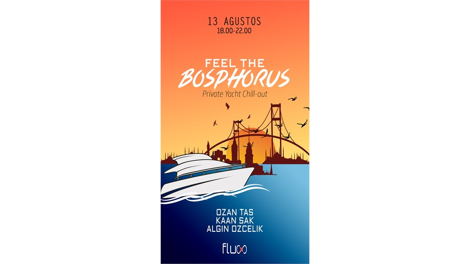 Feel The Bosphorus: Private Yacht Chill-Out