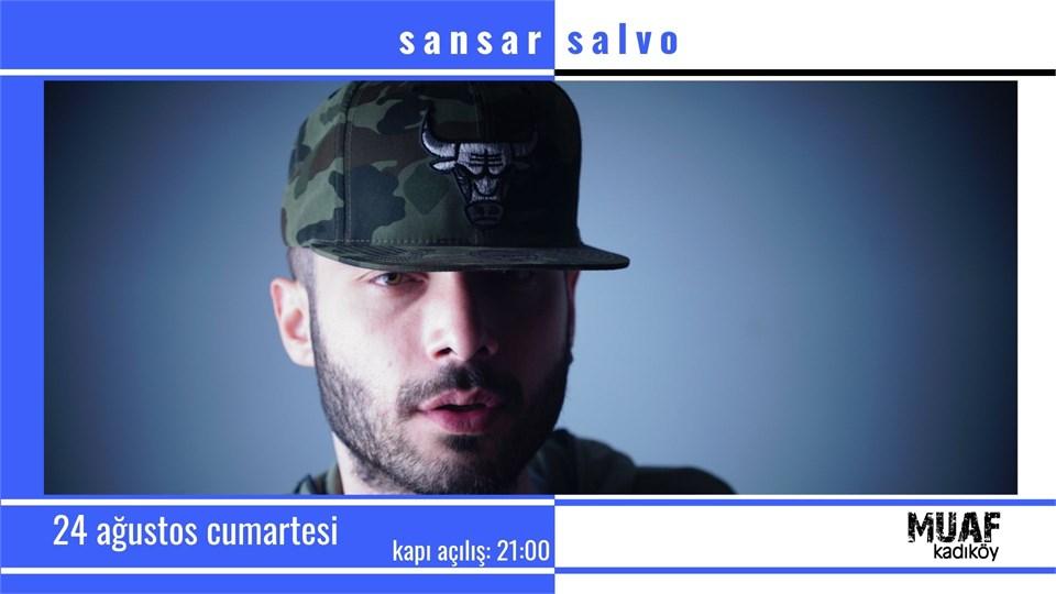 Sansar Salvo Muaf Kadıköy'de