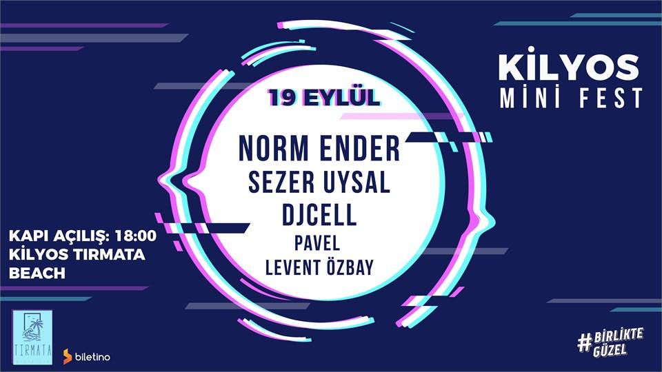 Kilyos Minifest'19  Norm Ender-Sezer Uysal