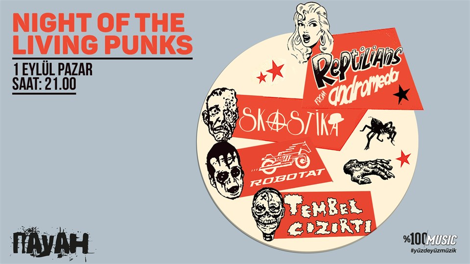 Night of the Living Punks