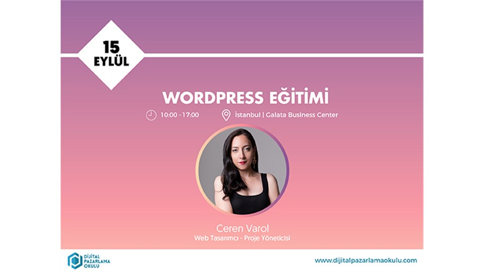 WordPress Eğitimi