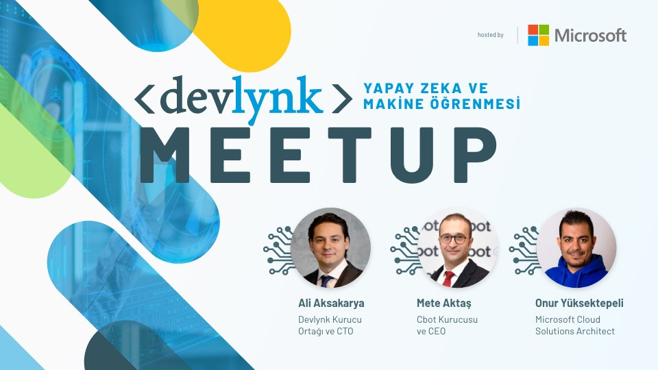 Devlynk Dev Meet up - Eylül