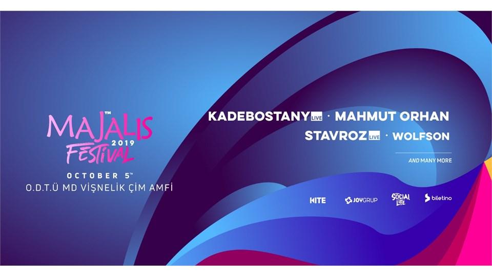 Majalis Festival 2019 - ODTÜ Vişnelik