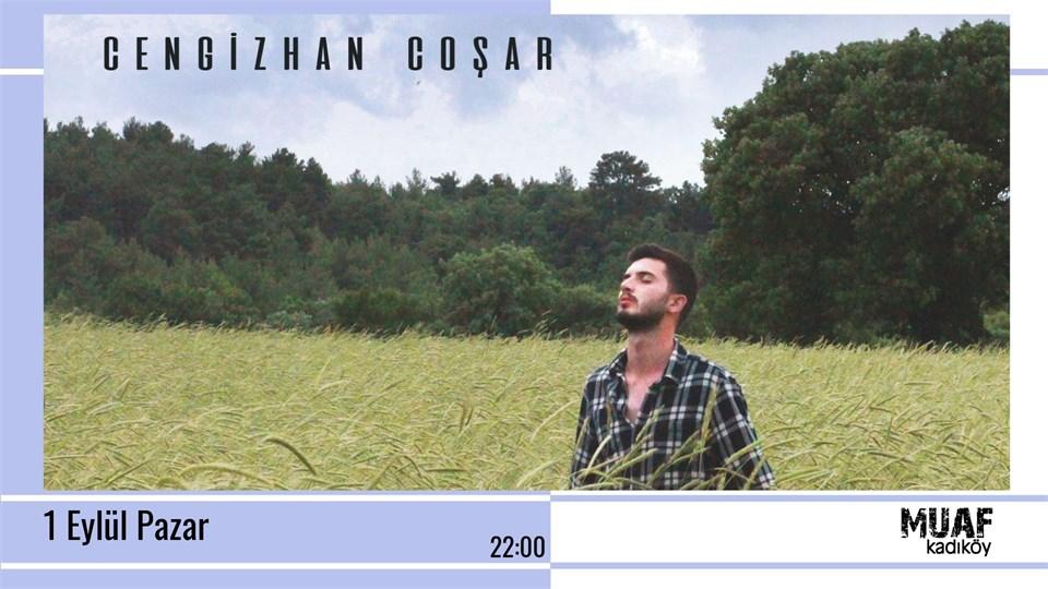 Cengizhan COŞAR / ABCA-4 Adlı Albümünün Lansman Konseri