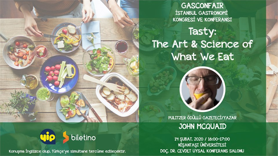 Tasty: The Art & Science of What We Eat