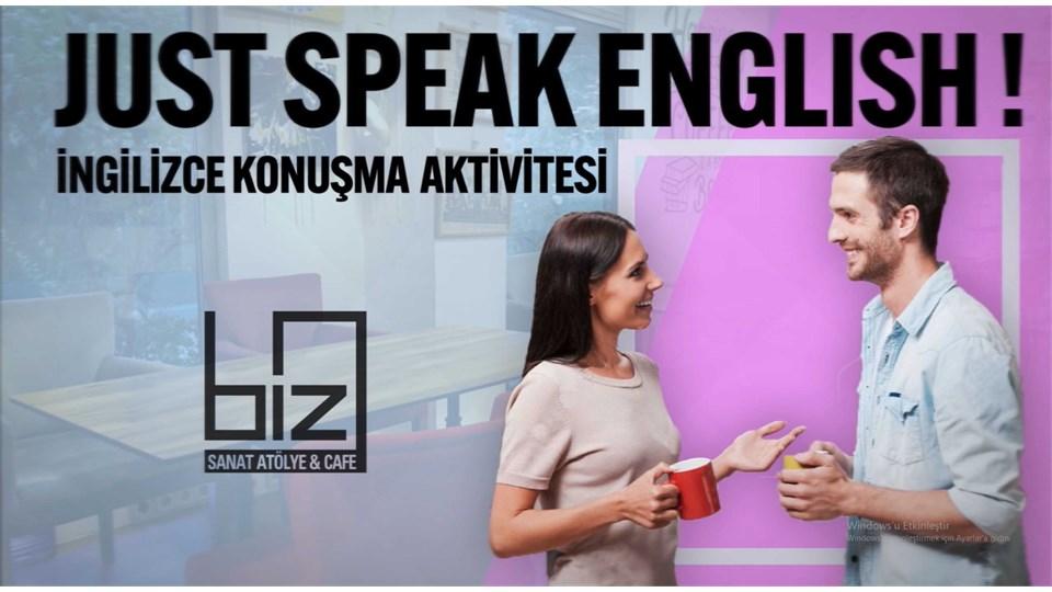 İngilizce Konuşma Etkinliği