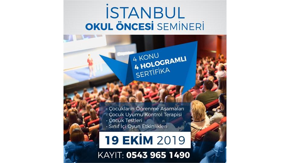 İstanbul Okul Öncesi Semineri