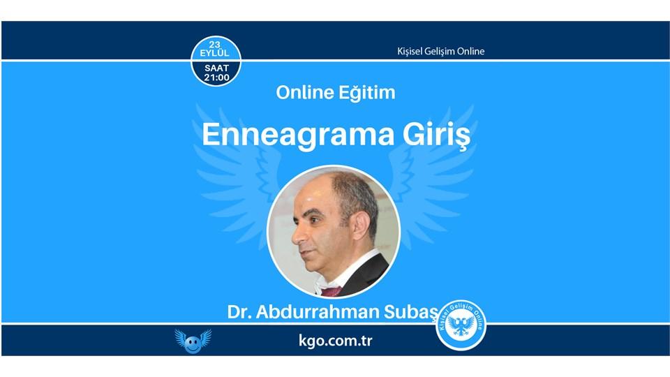 Enneagrama Giriş Eğitimi (Online)