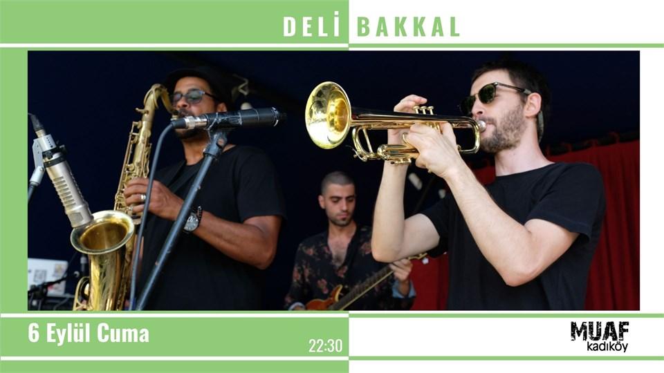 Deli Bakkal Muaf Kadıköy Konseri