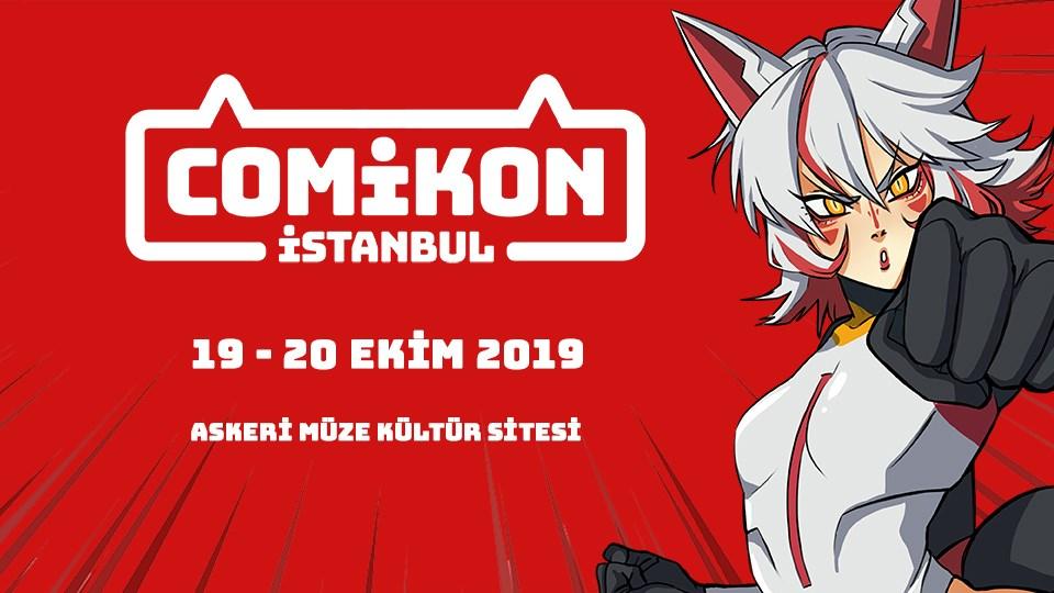 COMİKON - İstanbul 2019