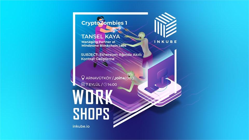 Cryptozombies I, Ethereum Ağında Akıllı Kontrat Geliştirme