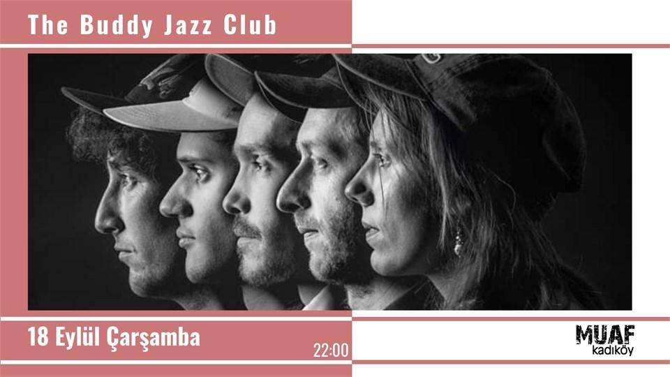 The Buddy Jazz Club Muaf Kadıköy Konseri