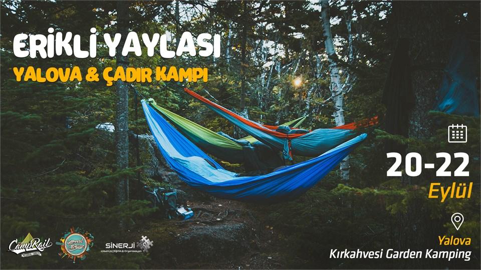 Yalova Erikli Yaylası Doğa- Müzik Kampı