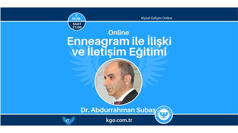 Enneagram ile, iletişim ve ilişki eğitimi