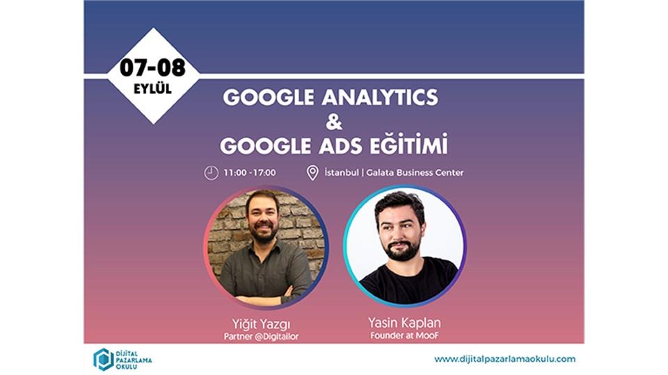 Google AdWords ve Analytics Eğitimi